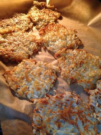 Potato Pancakes | raising a free range family