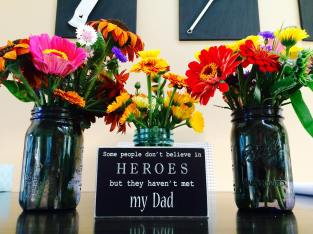 Dad Flowers